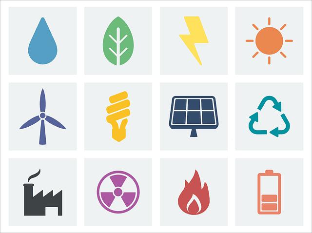 facture d'énergie gaz et électricité