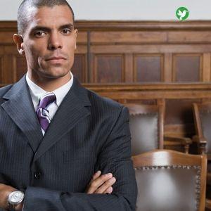 dirigeant au tribunal