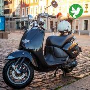 Assurance scooter pendant confinement