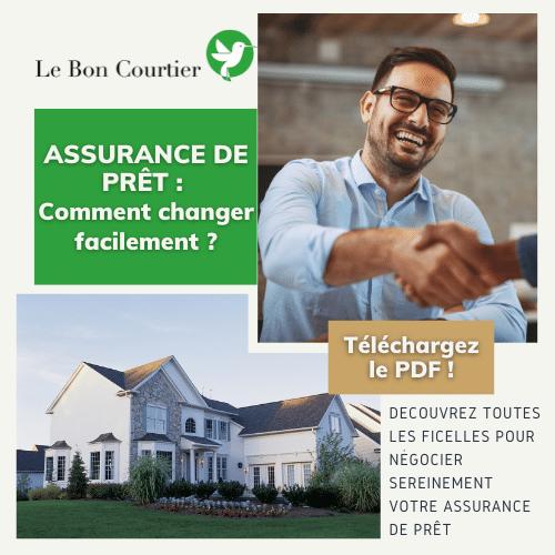 Téléchargez notre e-book sur l'assurance de prêt