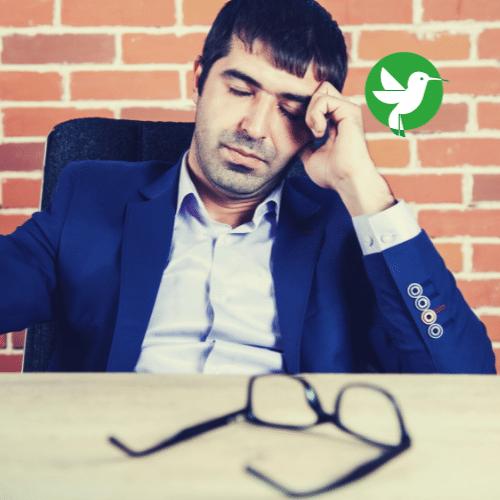Mise en sommeil de l'entreprise