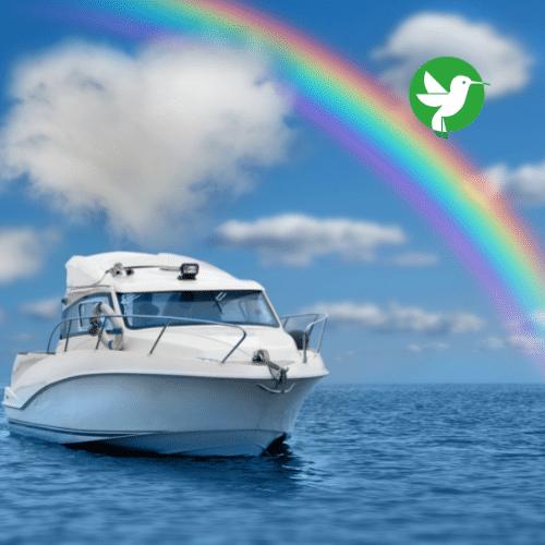 Pensez à une assurance pour bateau de plaisance !